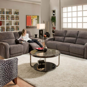 884 Sofa & Loveseat - Living Room